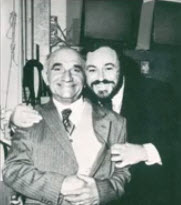Luigi Reverberi detto Gigetto uomo di teatro