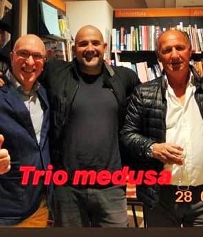 Organizzato da Trio Medusa, Cinzia Felloni Agriturismo La Masseria 2019 presenta Nick Luciani