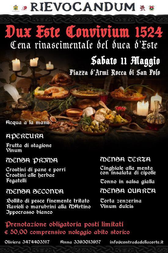 Rievocandum 2019 San Polo d'Enza Reggio Emilia