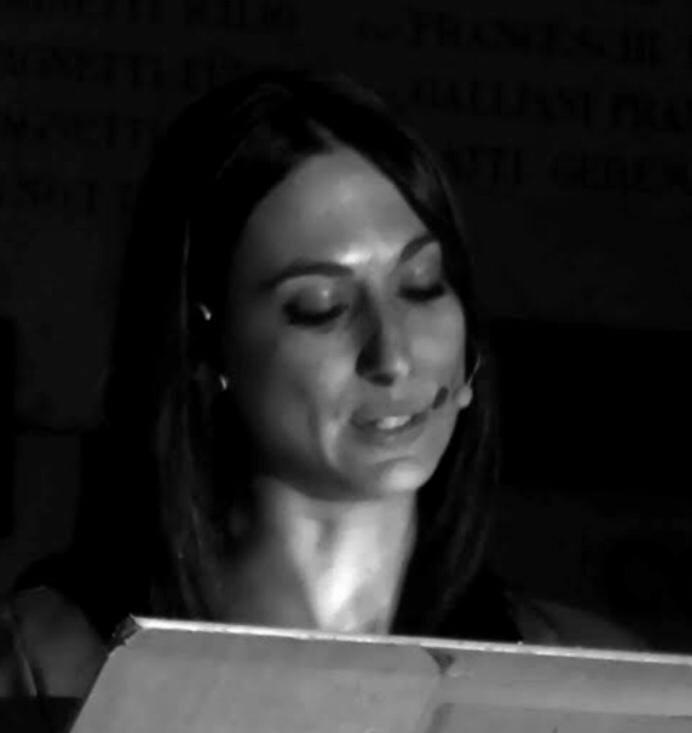"""""""Di Luce, di Boschi, di Rocce vive"""" Barbara Parenti. Anno 2019"""