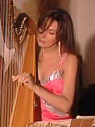 Carla They Arpista di Parma la cultura, l'arte e la musica