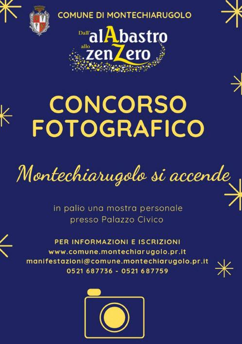 concorso fotografico 'Montechiarugolo si accende