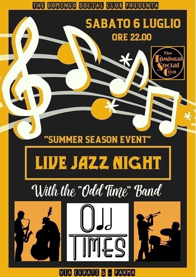Odd Times Jazz Band Medesano Parma 2019