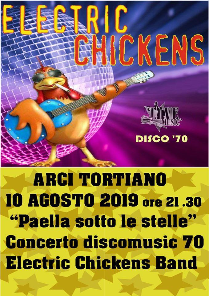 10 Agosto San Lorenzo Tortiano Paella sotto le stelle 2019