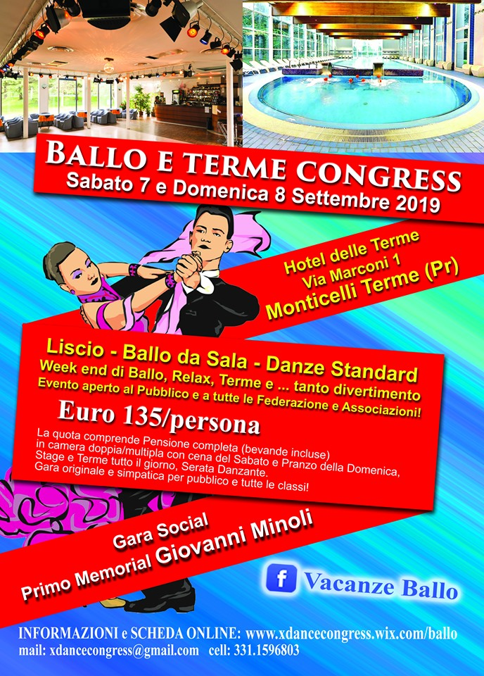 Swing & Boogie Night Salotto del Lallo Monticelli Terme 2019