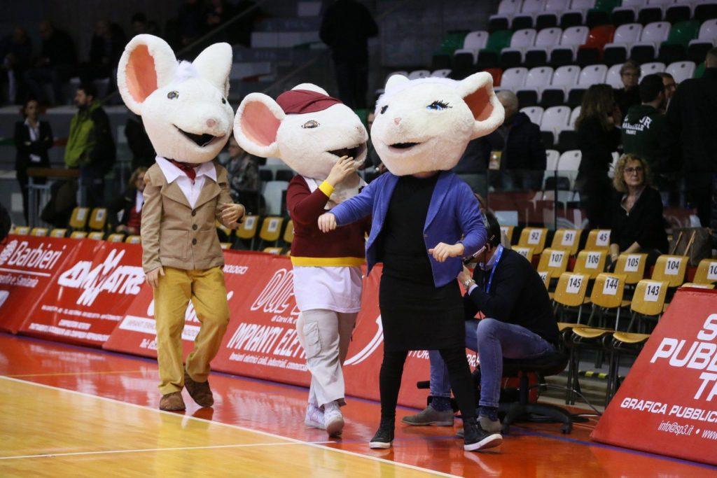 i la famiglia dei topi Parmareggio