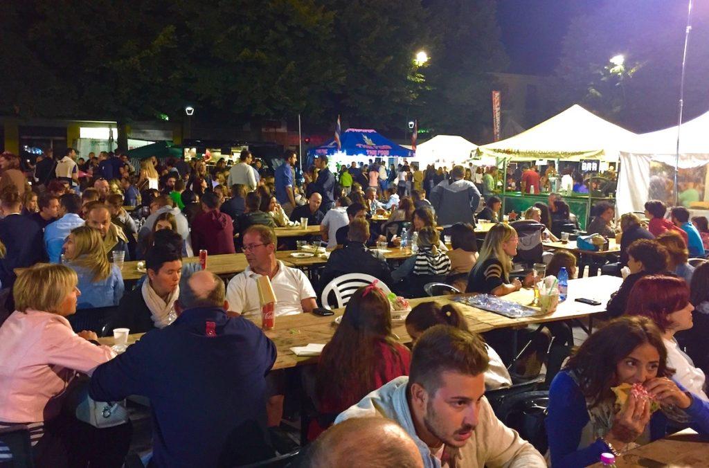 San Polo D'Enza Street food e Music Festival 2019