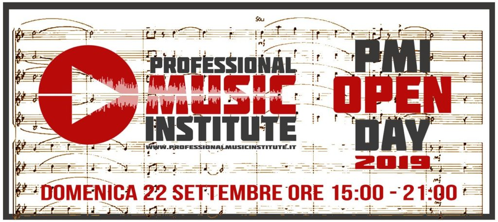 Music Station Barco Professional Music Institute 2019