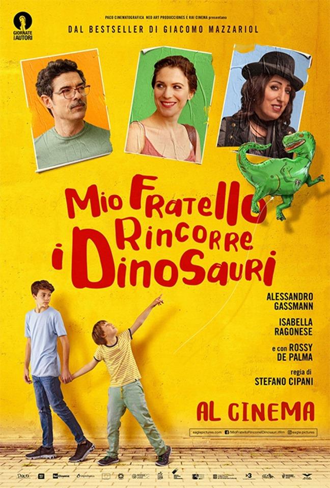 """""""MIO FRATELLO RINCORRE I DINOSAURI"""""""