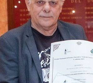 Antonio Gerardo D'Errico Poesia e Narrativa Città di Conza