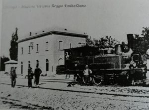 Ferrovia a vapore Parma – Montecchio Emilia