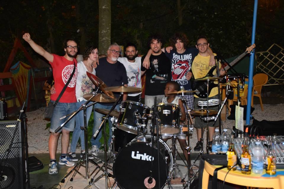 tribute band dei Nomadi
