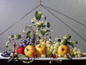 """""""Natura in posa"""" pittore realista Gerico,Ottagono Spazio Espositivo"""