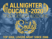 Allnighter Ducale-2020 Tredicesima Edizione The Souls Scooter Club