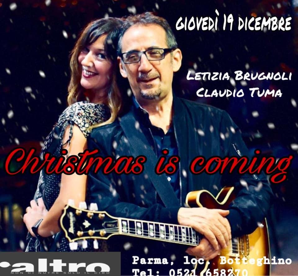 Letizia Brugnoli e Claudio Tuma per ALTRO JAZZY NIGHT 2019