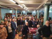 Cena dei Volontari di Festivald'Enza Bibbiano 2020