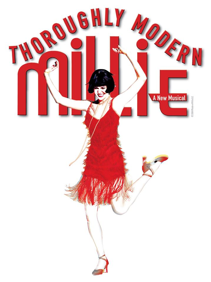 Thoroughly Modern Millie in Tour Cinema Teatro Metropolis
