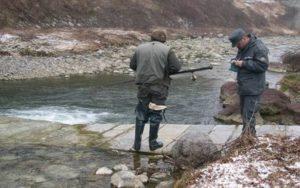 Corso G.G.V.Guardie giurate volontarie ittico ambientali