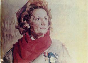 """Becchi Rosina """"Anna"""" detta Seidà """"staffette""""Cavriago"""