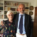 Con Teresa Vergalli e Gad Lerner.