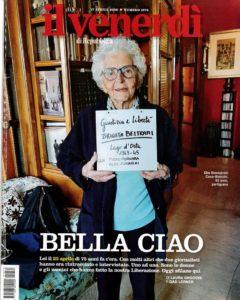 "Teresa Vergalli detta ""Annusca""cittadina onoraria bibbianese"