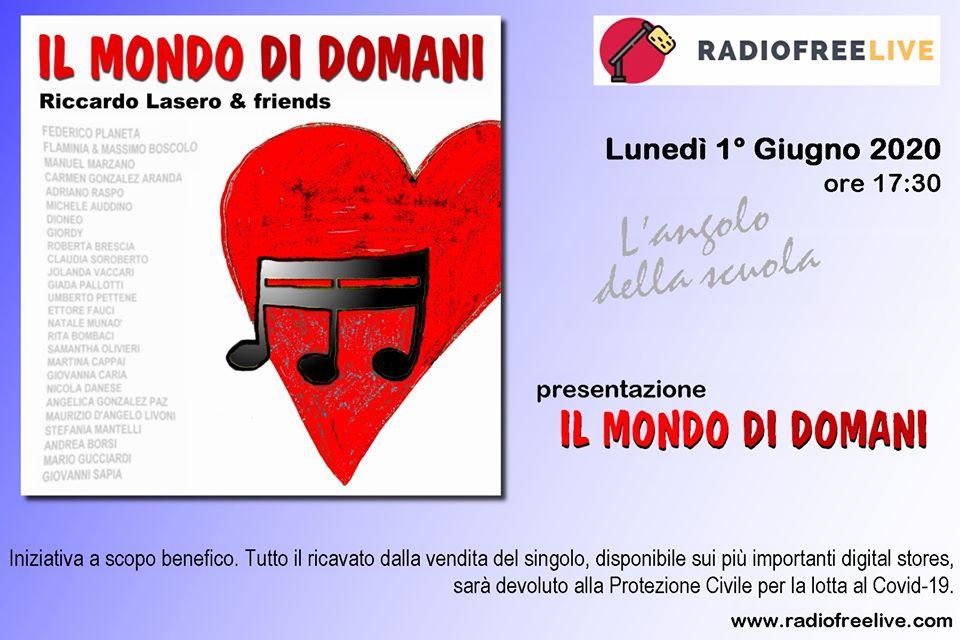 Riccardo Lasero & friends - Il mondo di domani 2020