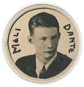 Meli Dante classe 1930 bibbianese residente a Barco