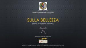 Sulla Bellezza (nella fotografia italiana) Prato 2020