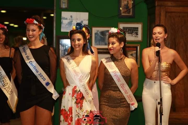 Elisa Marras Miss Yvonne Paiano 2020 Montechiarugolo