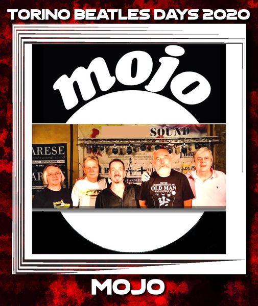 I MOJO a Torino Beatles Days 2020 band di Parma