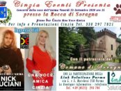 Cinzia Felloni, una voce amica, tributo a Witney Houston