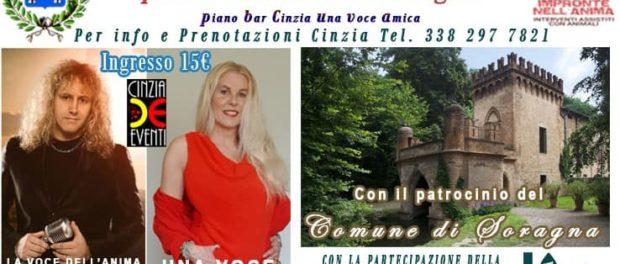 Cinzia Felloni, una voce amica, tributo a Witney Houston