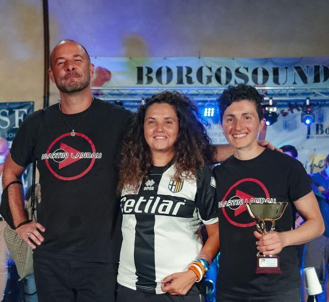 BORGO SOUND FESTIVAL 2020, VINCONO I MARTIN LANDAU