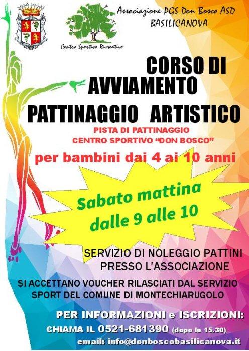 Associazione PGS Don Bosco Basilicanova 2020