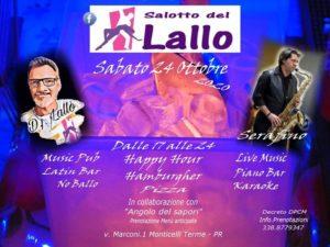 Salotto del Lallo Latin Pub Monticelli Terme 2020