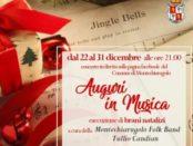 Auguri in musica Folk Band Tullio Candian 2020Auguri in musica Folk Band Tullio Candian 2020