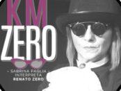 Sabrina Paglia saluti di buon Natale 2020 con Renato Zero