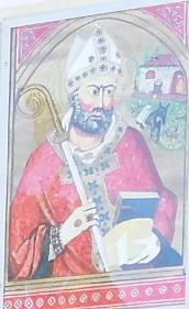 Maestà ed Edicole Sacre nel comune di Montechiarugolo, San Geminiano protettore dei casari