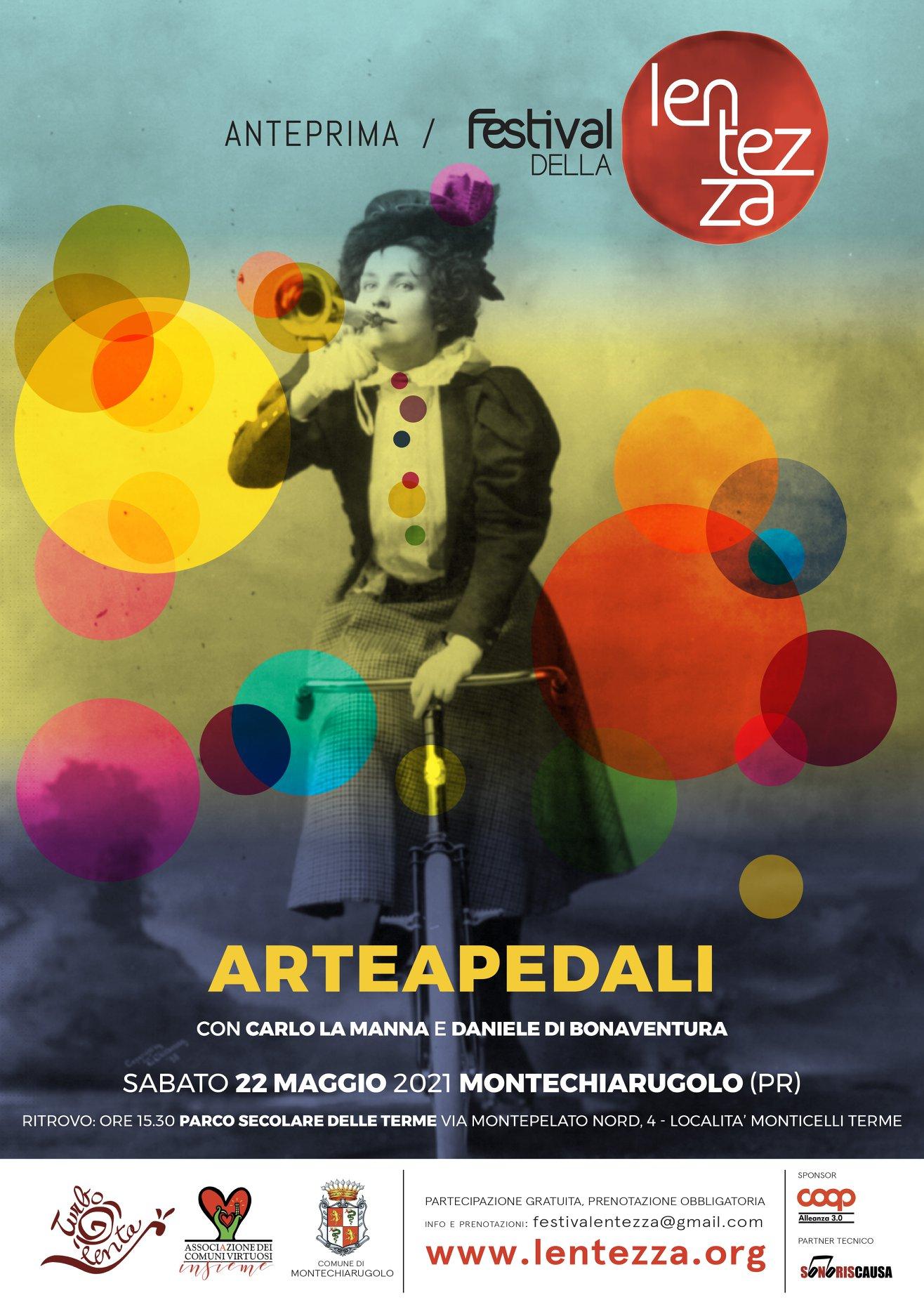 A Montechiarugolo Festival della Lentezza 2021