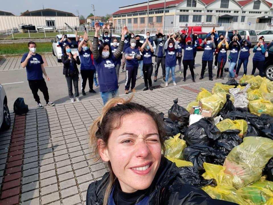 18 APRILE 2021 data nazionale Plastic Free in Italia