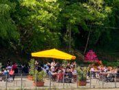 Ristorante Trotter, Montechiarugolo sotto il castello 2021