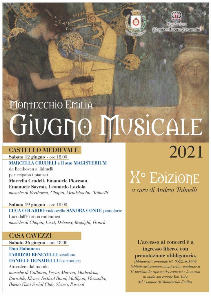 GIUGNO MUSICALE MONTECCHIESE 2021 X stagione