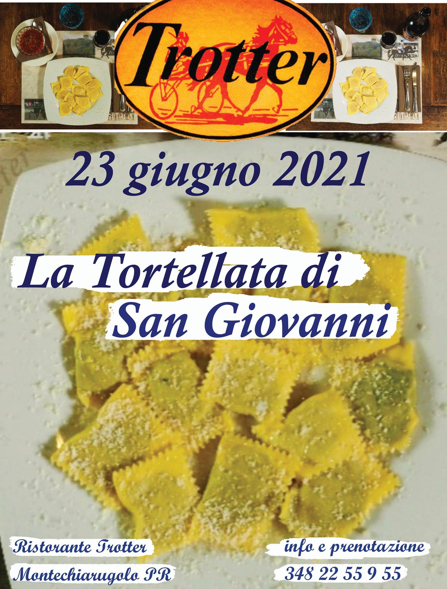 Giugno al ristorante Trotter Ippodromo Castello Montechiarugolo 2021