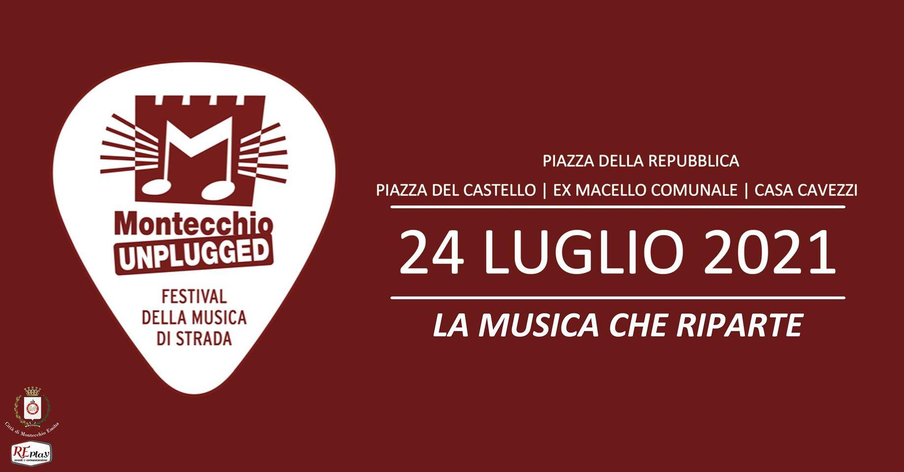 16' edizione del festival della musica di strada Montecchio Unplugged 2021