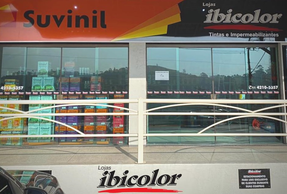 Araçariguama Ibicolor Tintas 33 anos de atividade ibicolor 2021