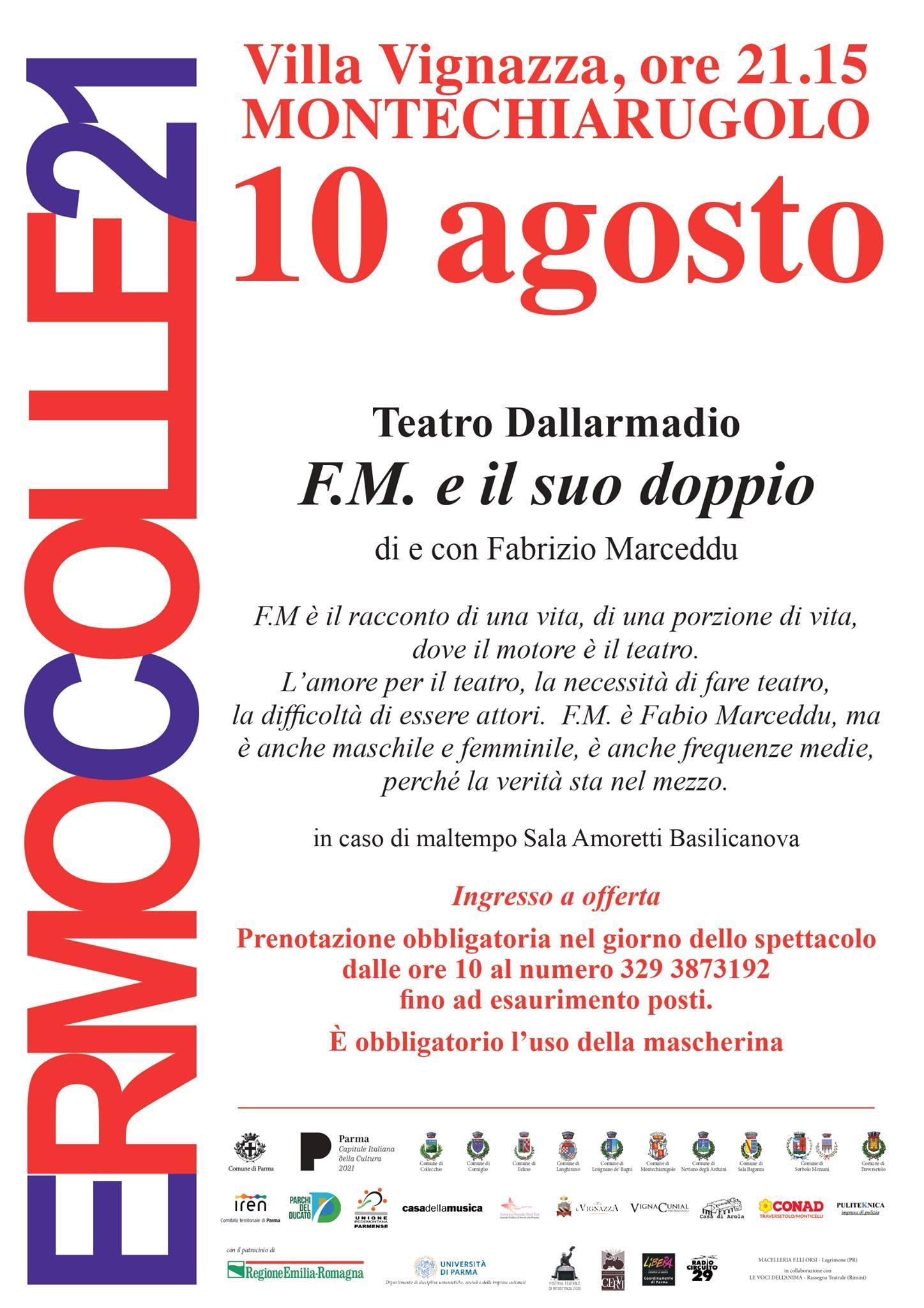Ermo Colle villa La Vignazzadi Montechiarugolo 2021