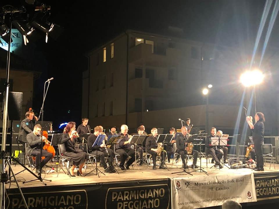 "Montechiarugolo Folk Band ""Tullio Candian"""