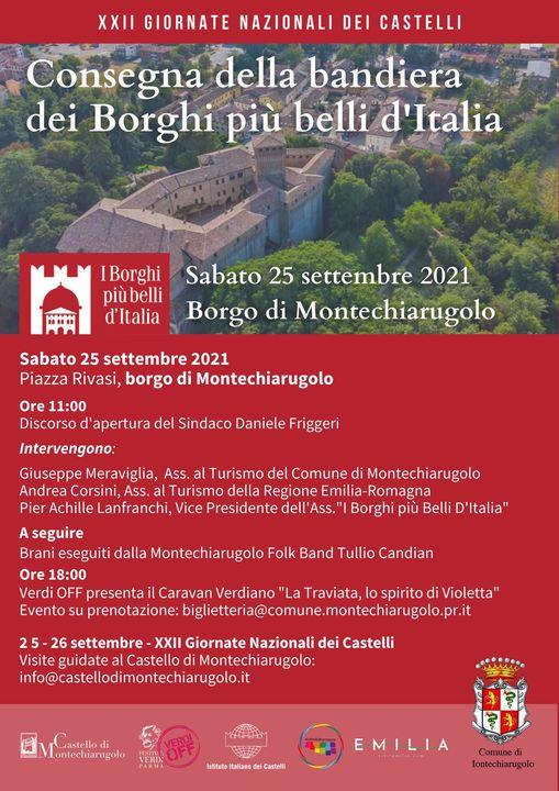 Montechiarugolo de I Borghi Piu' Belli D'Italia