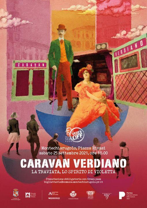 Caravan Verdiano , 2021